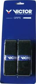 Badminton grip Victor Froté Black (2ks)