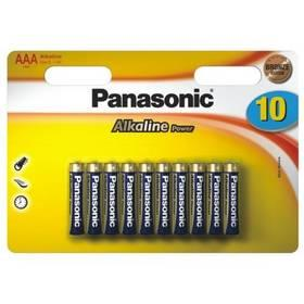 Baterie Panasonic AAA R03 ALKALINE POWER, BLISTR 10 KS