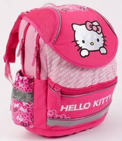 Batoh školní P + P Karton anatomický PLUS - Hello Kitty ed1db87ac9
