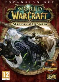 Hra Blizzard PC WORLD OF WARCRAFT Mists of Pandaria (72853EU)