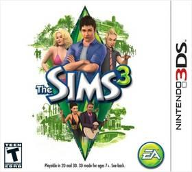 Hra EA 3DS The Sims 3 (NI3S720)