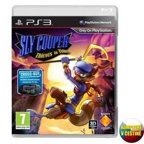 Hra Sony PlayStation 3 Sly Cooper: Thieves in Time CZ (PS719268154)