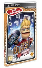 Hra Sony PSP Buzz! Master Quiz/Essentials (PS719134275) (PS719134275)