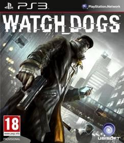 Hra Ubisoft PS3 Watch_Dogs (USP32230)