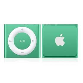 MP3 přehrávač Apple iPod shuffle 2GB (MD776HC/A) zelený