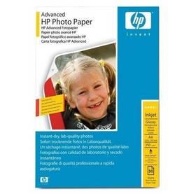 Papíry do tiskárny HP Advanced Photo Paper A4, 250g, 50 listů (Q8698A) bílý