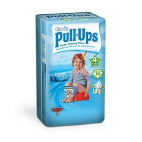 Plenky Huggies Pull Ups Medium - Boys 9-15 kg, 16 ks