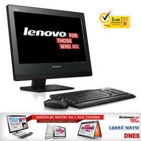 Počítač All In One Lenovo ThinkCentre Edge 73z (10BD0032MC) černý
