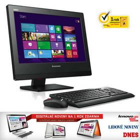 Počítač All In One Lenovo ThinkCentre Edge 73z (10BD003AMC) černý