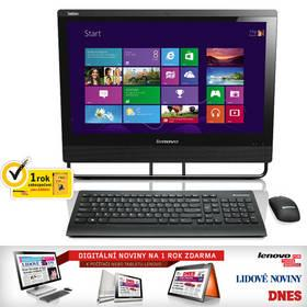 Počítač All In One Lenovo ThinkCentre Edge M93z (10AF000AMC) černý