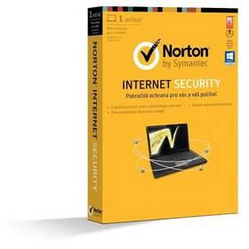Software Symantec Norton Internet Security 2013 CZ (21247538)