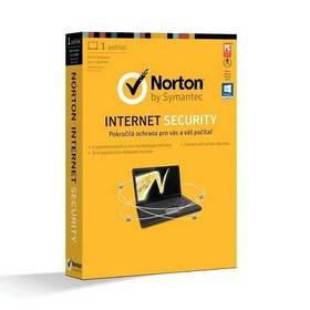 Software Symantec Norton Internet Security 2014 CZ 1 USER Special (21329350)