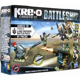 Stavebnice Hasbro KRE-O Battleship Land Defense Battle  Set