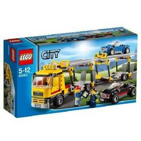 Stavebnice Lego City 60060 Autotransportér